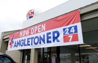 Now Open Angletoner