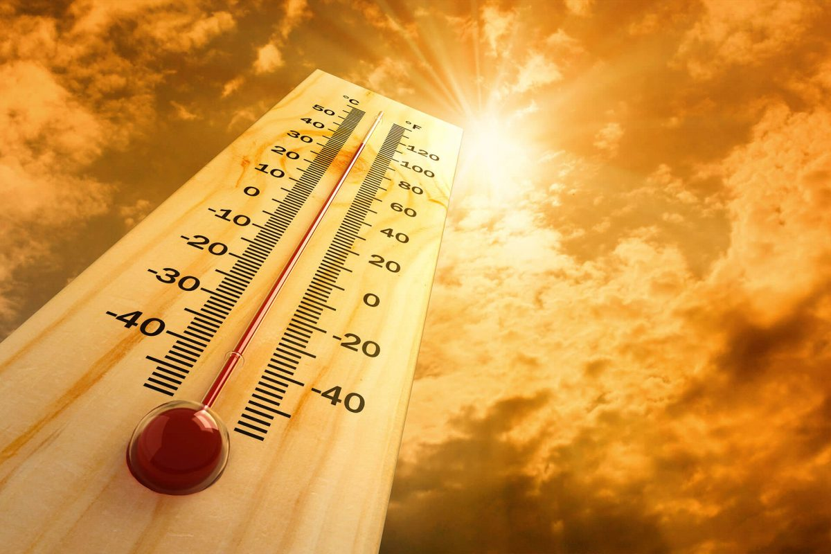 Texas is Heating Up: Here's How You Can Avoid Heat Stroke