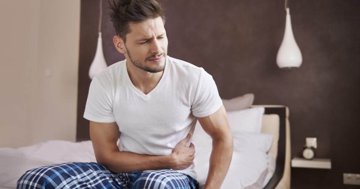 What does Pain in the Left Abdomen Mean?