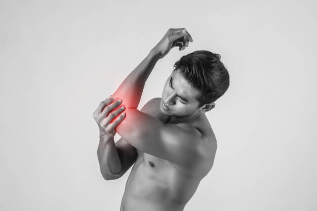 Muscle Strain in Chest